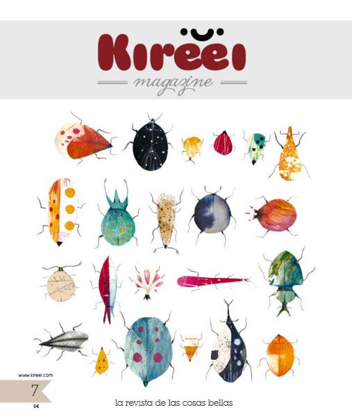 Kireei 7 - Gema Espinosa Rubirroja