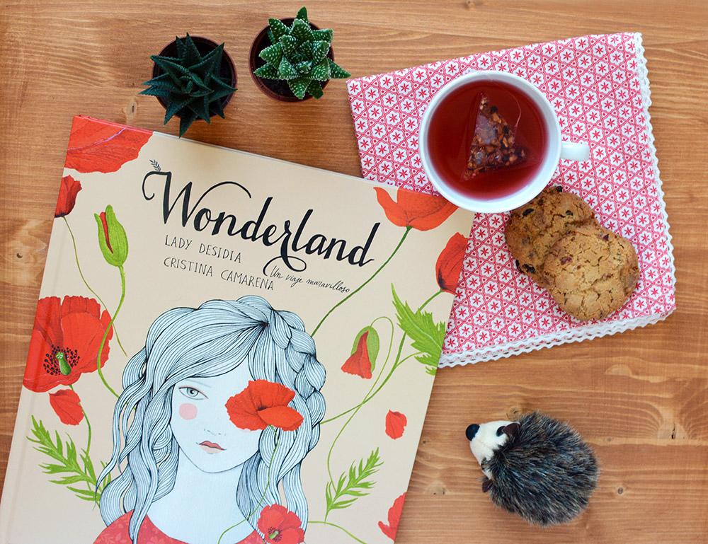 Wonderland un viaje maravilloso - Gema Espinosa - Rubirroja 1
