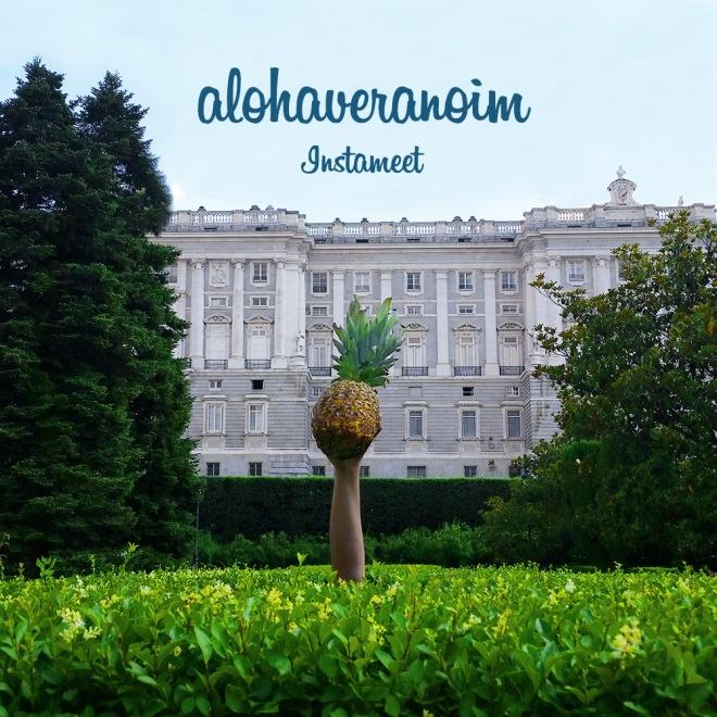 #AlohaVeranoIM, un Instameet temático y trasatlántico - Gema Espinosa - Rubirroja 2