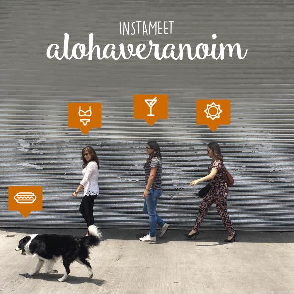 #AlohaVeranoIM, un Instameet temático y trasatlántico @lanzgg