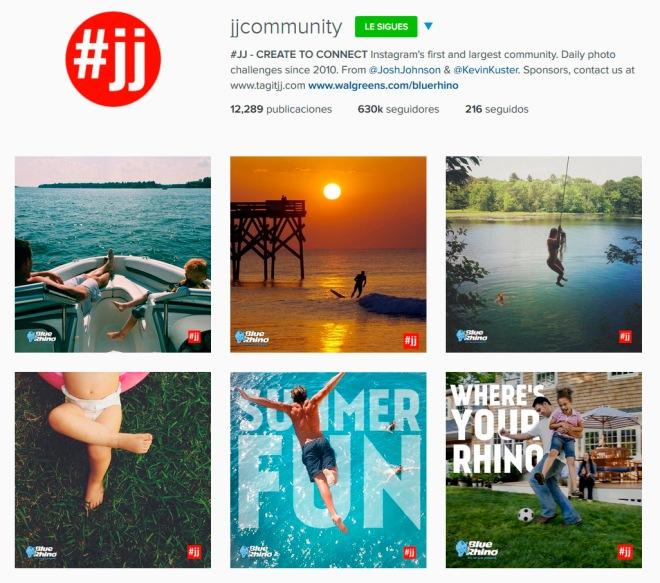Qué significa el hashtag #jj y cómo usarlo -Gema Espinosa - Rubirroja 2