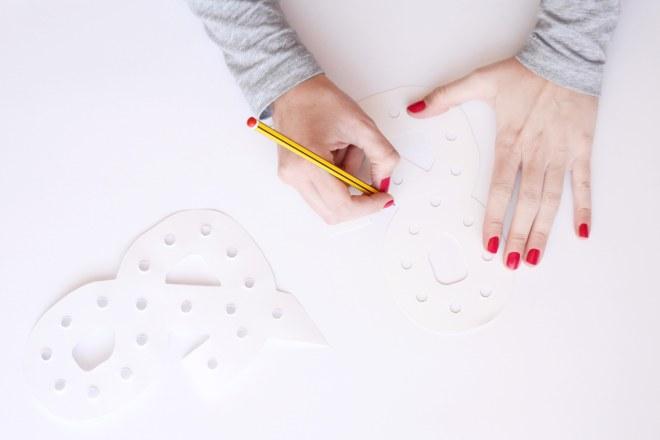 DIY Personaliza tu propia letra luminosa - Gema Espinosa Rubirroja 2