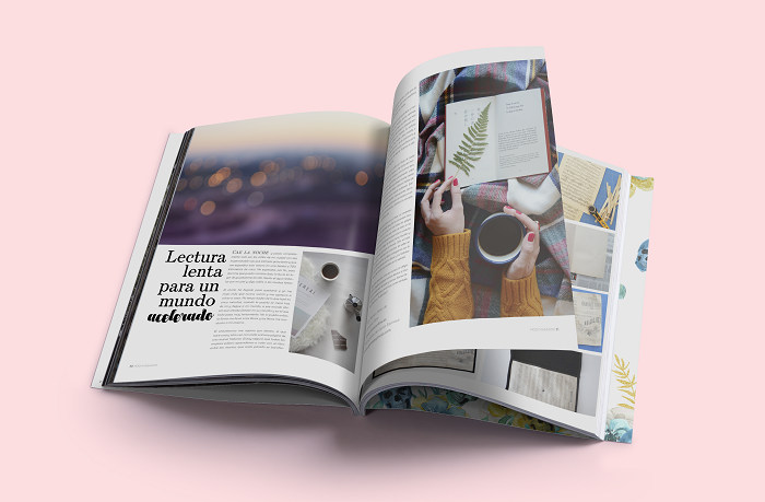 Gema Espinosa Rubirroja Mooi Magazine