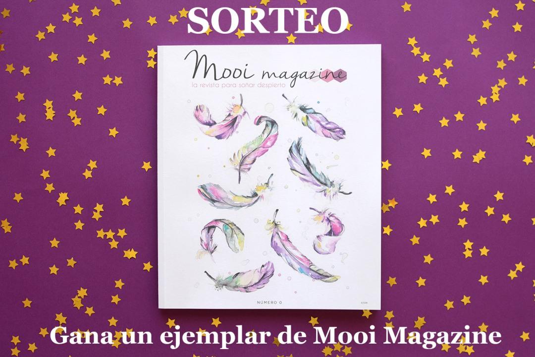 Sorteo Mooi Magazine