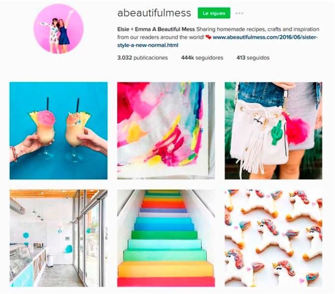 Las mejores cuentas y hashtags para tus DIY Gema Espinosa Rubirroja 2